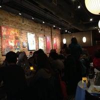 Photo taken at Café Zola by Marga C. on 5/26/2013