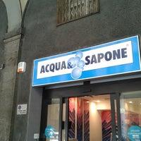 Photo taken at Acqua & Sapone by Massimiliano D. on 5/31/2014