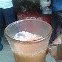 Photo taken at Tea Stall near Mindshare by Muhammad N. on 3/28/2013