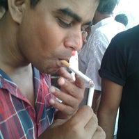 Photo taken at Tea Stall near Mindshare by Muhammad N. on 4/21/2013