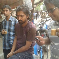 Photo taken at Tea Stall near Mindshare by Muhammad N. on 4/4/2013