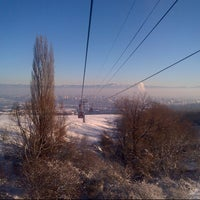 Photo taken at Кабинков Лифт Симеоново-Алеко by Denis S. on 1/13/2013