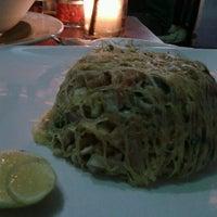 Photo taken at Thai Corner by Nannette I. on 4/16/2012