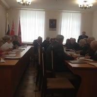 Photo taken at Городской совет ветеранов войны и труда by Filippov V. on 3/13/2012