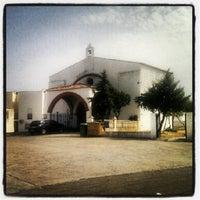 Photo taken at Santa Marta de Magasca by Roger C. on 8/19/2012