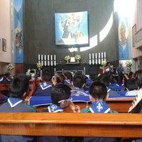Photo taken at Iglesia de Santa Rosa by Mamba H. on 11/23/2014
