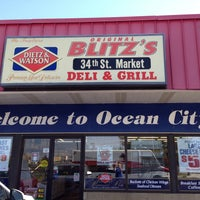 Photo taken at Blitz's Market by Aaron T. on 5/3/2013