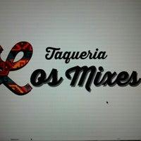 Photo taken at Taqueria La Morena de los Mixes by Alexander A. on 1/13/2015