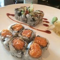 Photo taken at Taka Sushi by Christine C. on 5/21/2014