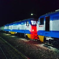 Photo taken at Pak Chong Railway Station (SRT2093) by Rattapong A. on 2/27/2016