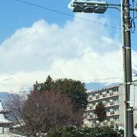 Photo taken at スーパーホテル 御殿場Ⅰ号館 by yuichi on 2/6/2015