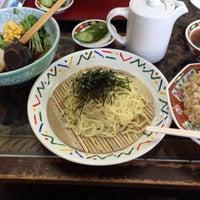 Photo taken at めんくい亭 by yuichi on 7/10/2015