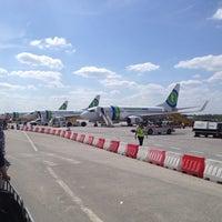 Photo taken at Eindhoven Airport (EIN) by Herbert V. on 5/5/2013