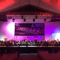 Photo taken at Ciudadela Musical by Jorge C. on 10/23/2014
