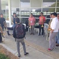 Photo taken at Ciudadela Musical by Jorge C. on 10/24/2014