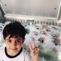 Photo taken at Nawakhed Al Saudia Fisheries by Rayan.sh on 3/20/2018