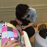 Photo taken at Lolita Her Nails by ♥Bⓘg Applⓔ♥ on 6/7/2014