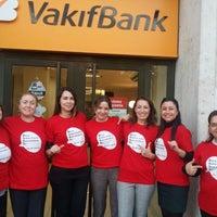 Photo taken at vakıfbank merkez şube by Sevgi İ. on 10/26/2017