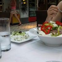 Photo taken at Nefeli Garden Restaurant by Moni K. on 7/29/2014