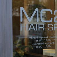 Foto scattata a MC2 HAIR SPA da MC2 HAIR SPA il 4/18/2014