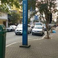 Photo taken at Rua João Cachoeira by Geise A. on 7/30/2016