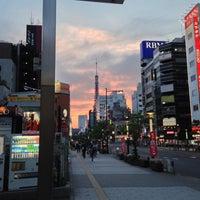 Photo taken at Oedo Line Daimon Station (E20) by Taketaka S. on 5/5/2013