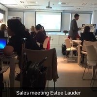 Photo taken at Estee Lauder by Lotte S. on 11/17/2015