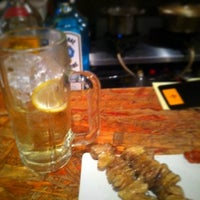 Photo taken at 立飲み屋 鬼平 by Enomoto M. on 2/1/2013