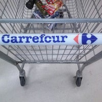 Photo taken at Carrefour by Raí C. on 5/6/2014