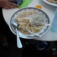 Photo taken at Menara HSBC Cafeteria by amirah k. on 6/10/2014