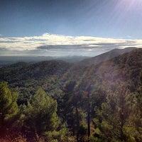 Photo taken at almonacid de la sierra by mique on 12/1/2013
