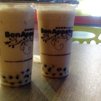 Photo taken at Bon AppeTEA - Salinas by aira t. on 7/15/2014