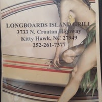 Photo taken at Long Boards Island Grill by Rhyan G. on 7/23/2014