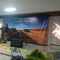 Photo taken at TNI AD Divisi 1 Kostrad by Julia D. on 8/29/2014