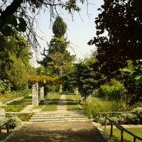 Photo taken at Βοτανικός Κήπος Ιουλίας & Αλεξάνδρου Διομήδους by Maria A. on 10/15/2014