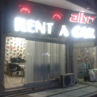 Photo taken at Alba Rent A Car by Hatko F. on 2/2/2015