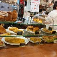 Photo taken at Cafetería Niza by David M. on 4/19/2014