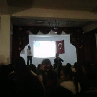 Photo taken at Gaziosmanpaşa İlköğretim Okulu by Mert B. on 5/15/2013