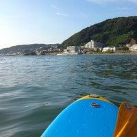 8/18/2013にtakeyankが秋谷海岸で撮った写真