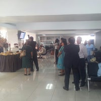 Photo taken at Registro Civil by Junior D. on 11/22/2013