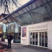 Photo taken at Munch-museet by Cíntia S. on 4/8/2013