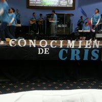 Photo taken at Centro Cristiano Casa de Oracion by MJMA R. on 4/17/2014