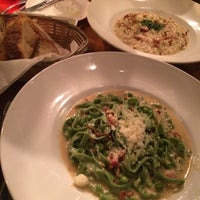 Photo taken at Radicchio Pasta and Risotto Co. by Minyoung P. on 4/19/2014