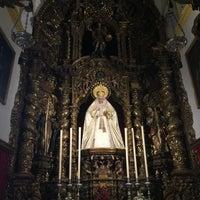 Photo taken at Parroquia de la O by Jesusosu O. on 5/11/2015