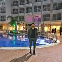 12/31/2017 tarihinde Ahmet F.ziyaretçi tarafından Marpessa Blue Beach Resort & SPA Hotel'de çekilen fotoğraf