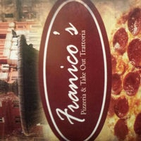 Photo taken at Franico's Pizza by Rupert E. on 4/27/2014
