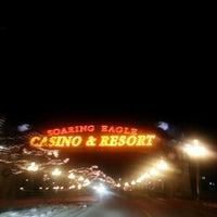12/24/2012 tarihinde David B.ziyaretçi tarafından Soaring Eagle Casino & Resort'de çekilen fotoğraf