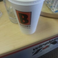 Photo taken at BIGGBY COFFEE by David B. on 12/22/2012