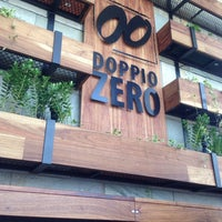 Photo taken at Doppio Zero by Andrew C. on 12/7/2013
