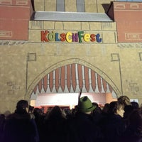 Photo taken at Kölner Hüttengaudi by Steffi K. on 1/24/2015